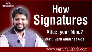 Numerology and Signatures by Abhishek Goel | Learn How to do Perfect Signatures to Attract Money.