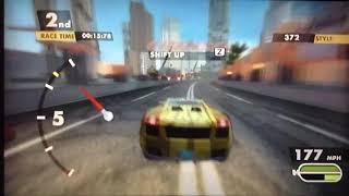 Need for Speed: Nitro - Arcade - Drag Race - Dubai - Sheikh's Highway   Lamborghini Gallardo