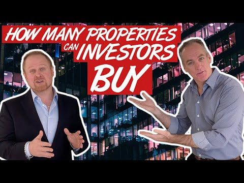 How Many Properties Can Investors Really Buy?