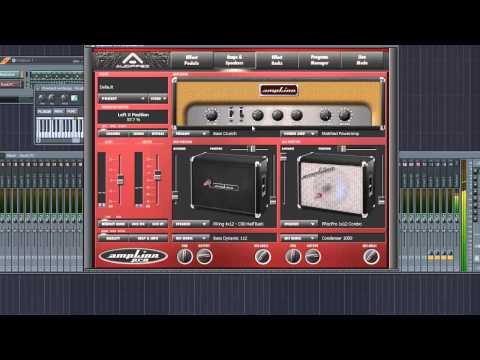 Audiffex - ampLion Pro Quick Run Through