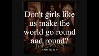 Pistol Annies - Girls Like Us [Lyrics On Screen]