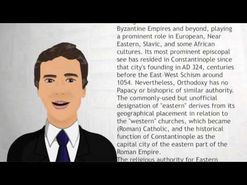 Eastern Orthodox Church - Wiki Videos