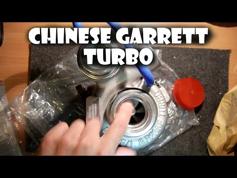 TD Lab - Chinese Garrett GT1752 Turbo Clone