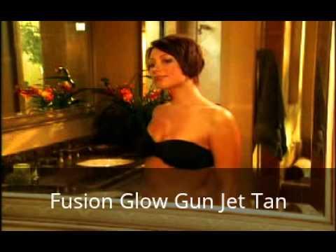 Fusion Glow Gun Jet Tan 2015