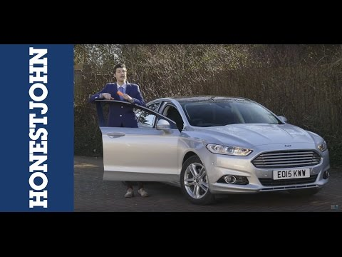 Ford Mondeo Review 10 things you need to know
