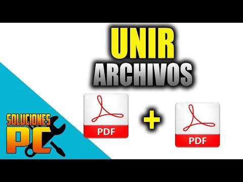como-unir-2-o-mas-archivos-pdf-en-uno-solo-/-fácil