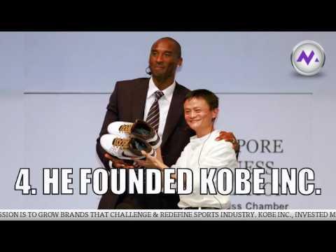 Kobe Bryant Net Worth & Salary: 5 Facts