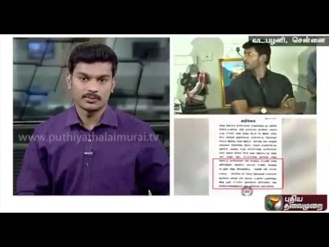 Watch: Actor Vishal Speaks on his Suspension from Producers' Council