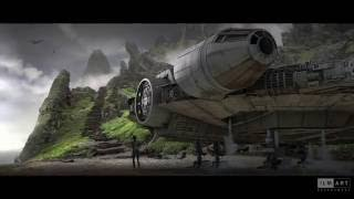 The ILM Art Department Challenge — Working as a Concept Artist