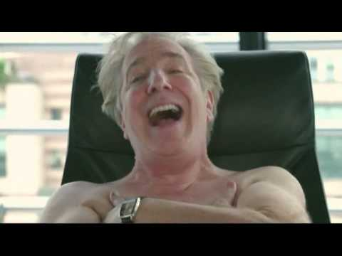 Alan Rickman in Gambit Trailer!