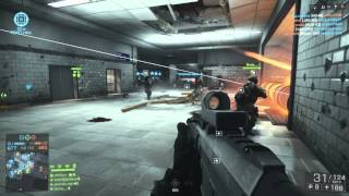 Battlefield 4 PS4 60fps Metro Conquest 64 Players(, 2014-11-01T13:31:39.000Z)