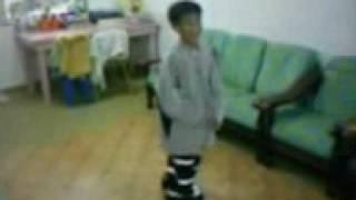 Moon Boy Shuffle