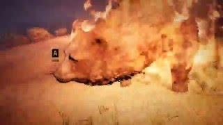 Far Cry Primal Gameplay HD 7770 1gb