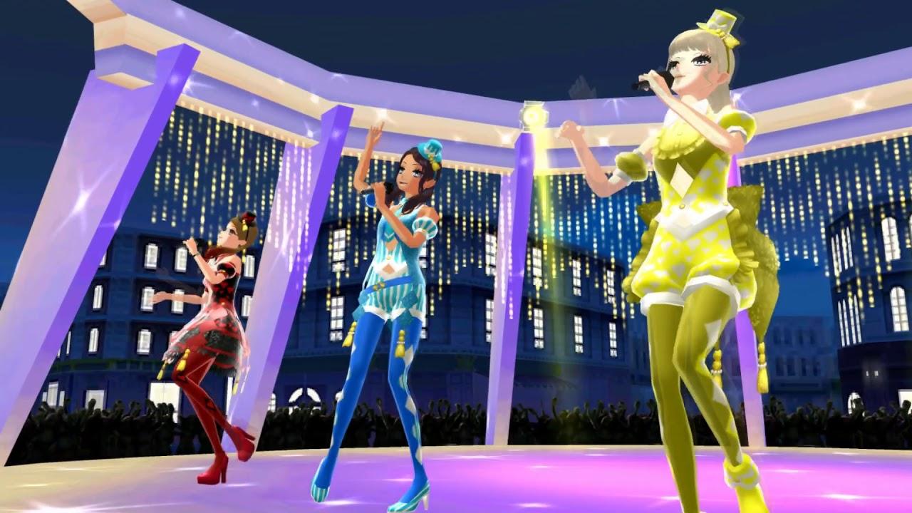 Style Savvy Styling Star (Girls Mode 4/Style Boutique 3) - Bravo ~Yolanda, Alina, and Rosie)