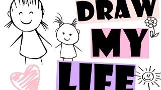 DRAW MY LIFE - was wäre wenn..  | GrasReh  #ad