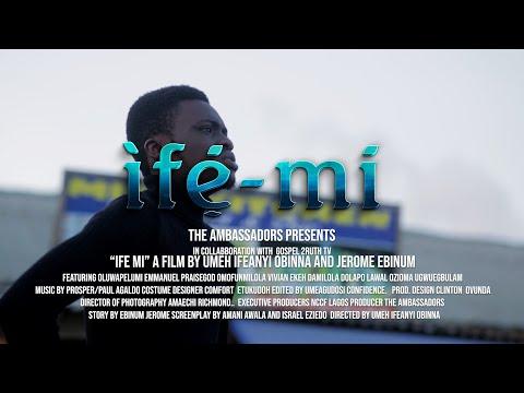 "Download ""IFE MI"" | LATEST GOSPEL MOVIE BY NCCF LAGOS DRAMA UNIT |"
