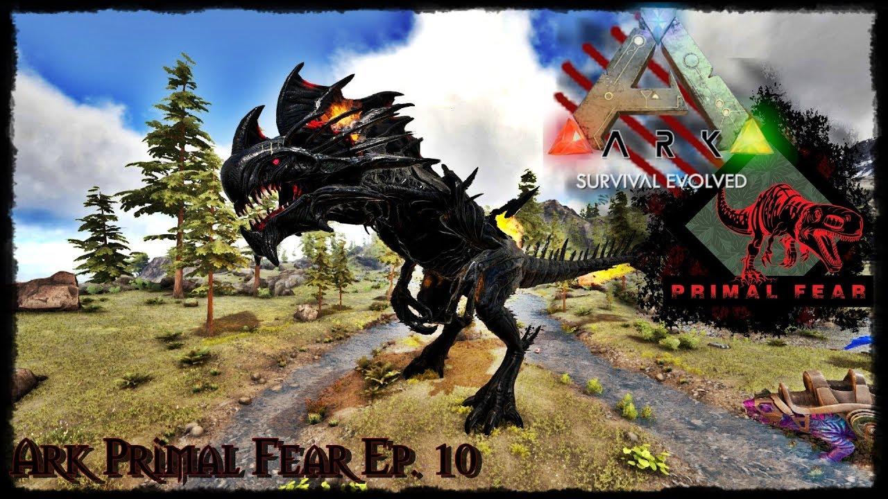 Demonic Reaper Empress! - Ep  10 - Ark Primal Fear