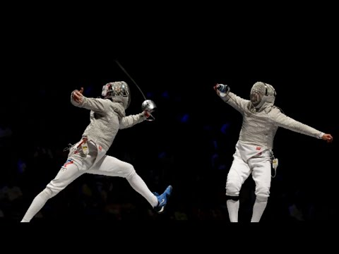LIVE: Victorious Russian fencing team holds press conference in Moscow