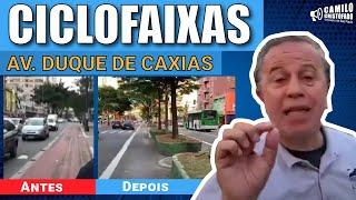 Boas notícias sobre a Avenida Duque de Caxias