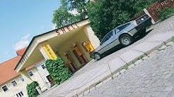 Shortvideo: #Delorean #DMC12 Zeitreise zur historischen #Tankstelle #Kamenz