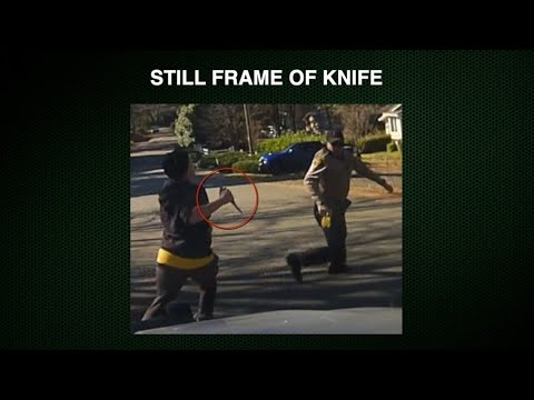 Nevada County Sheriff's Office releases video of deputy shooting, killing woman in front of her kids