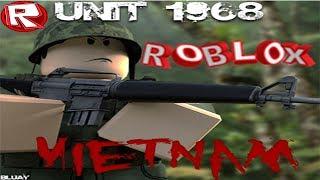 KESKİN NİŞANCI AVI | Roblox | Unit 1968 Vietnam #2
