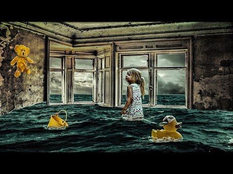 Flood Water Inside Room Manipulation | Photoshop Cc Tutorial 2015.5