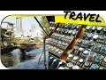 Thailand Day 13: Bangkok Water Taxis, Patpong Fake Watches & Purses