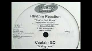 Rhythm Reaction - You