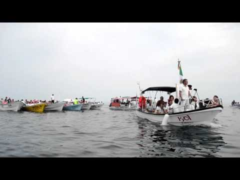 Yelapa Celebra el Día de la Marina