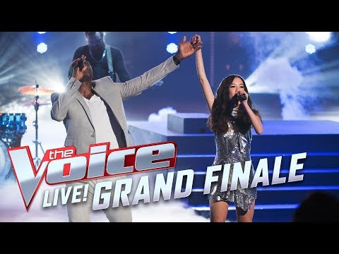 Seal & Lucy Sugerman - 'Lucy in the Sky with Diamonds' | The Voice Australia 2017