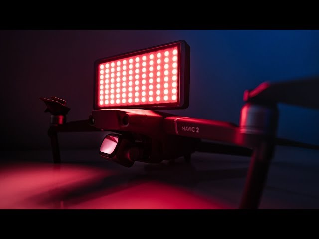 The Light That Can Do It ALL - Falcon Eyes F7 RGB