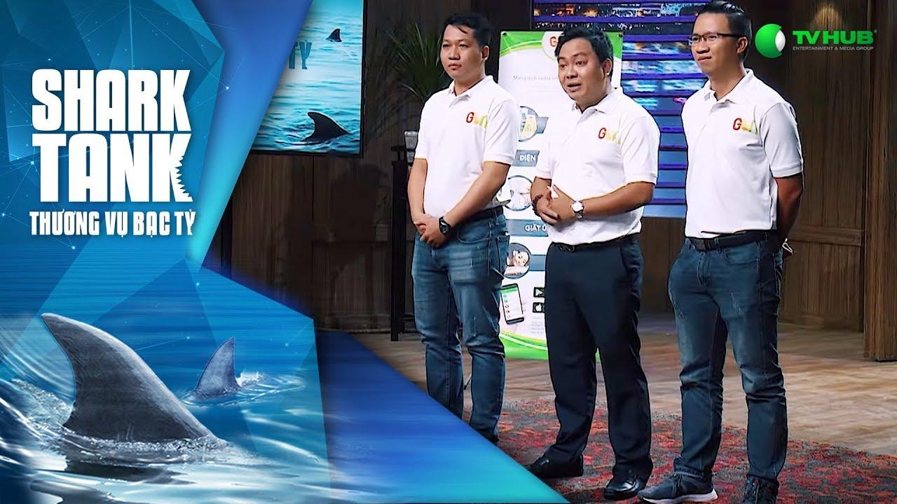 Khởi Nghiệp Với Dịch Vụ Giúp Việc Nhà Với 12 Nhà Sáng Lập | Shark Tank Việt Nam