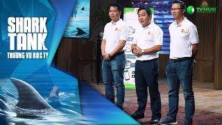 Khởi nghiệp với dịch vụ giúp việc nhà với 12 nhà sáng lập ? | GVN | Shark Tank Viet Nam VTV3