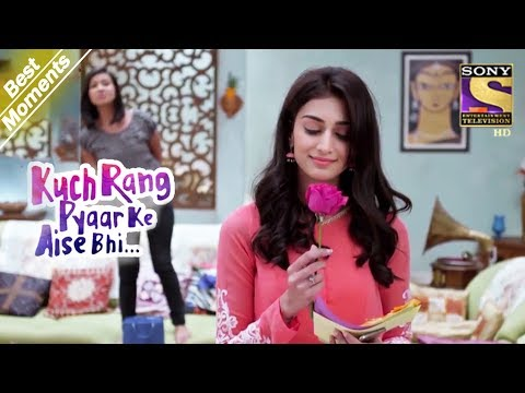 Kuch Rang Pyar Ke Aise Bhi | Dev Surprises Sonakshi With Handwritten Cards | Best Moments