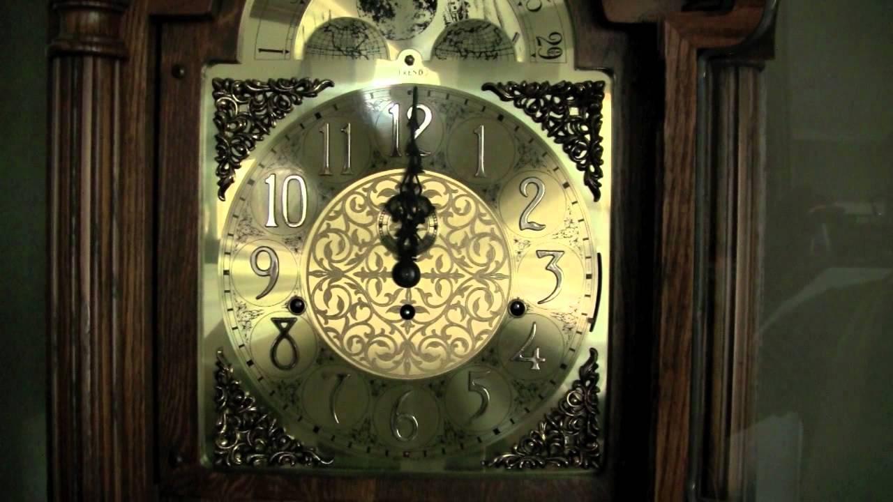 Clock Strikes Twelve (HD) - YouTube