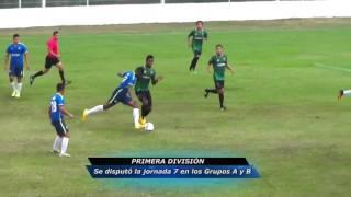 Resultados Jornada 7 Primera División