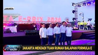 Jakarta Jadi Tuan Rumah Balapan Formula E