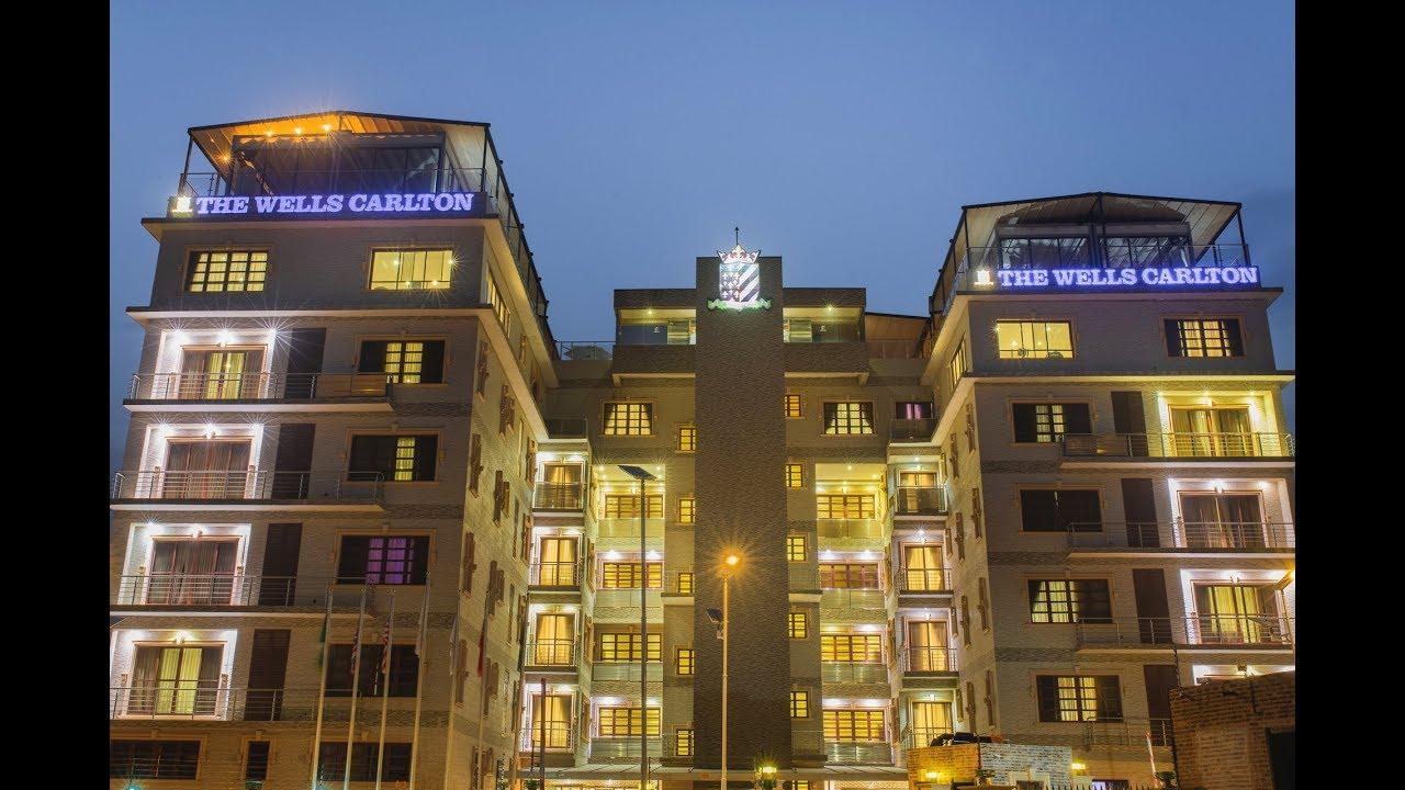 QUALITY IN ABUJA CITY. WELLS CARLTON HOTEL