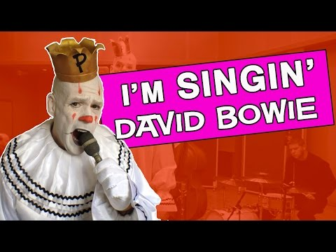 """When You Rock And Roll With Me"" David Bowie cover"