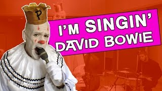 "David Bowie - COVER -""When You Rock And Roll With Me"" -  Sad Clown"
