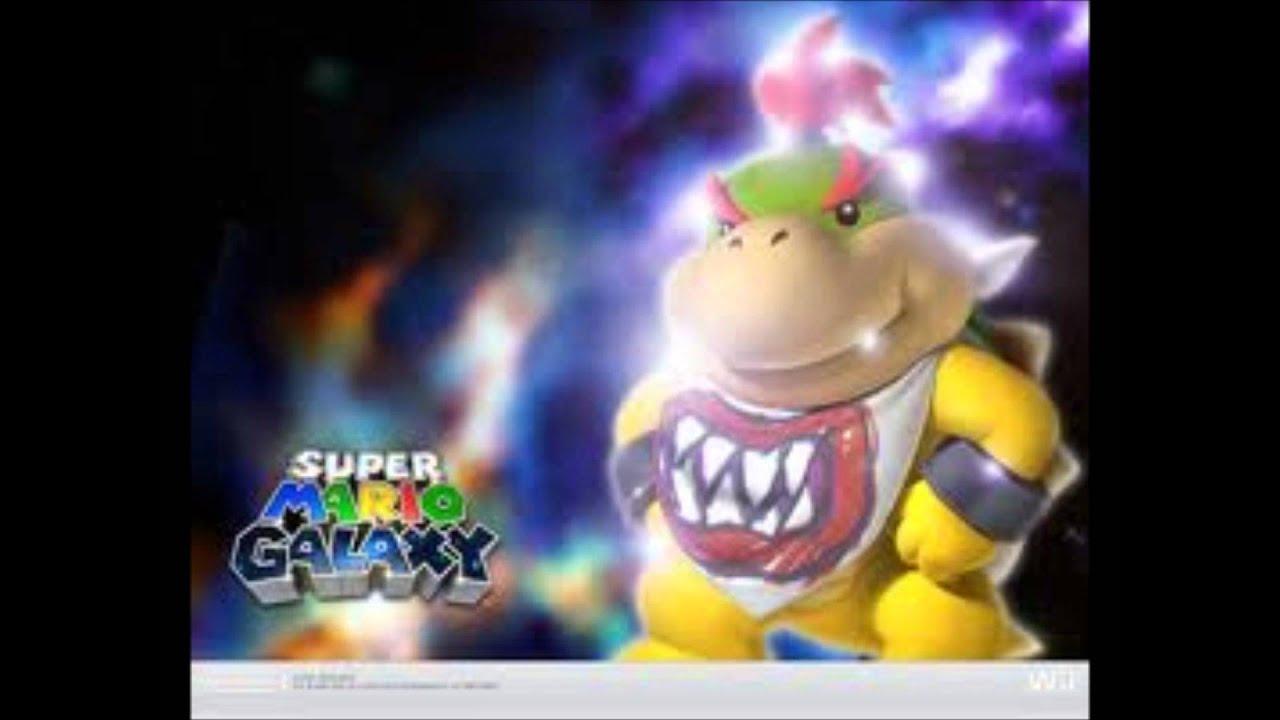 Super Mario Galaxy Dino Piranha Boss Battle Theme - Exploring Mars
