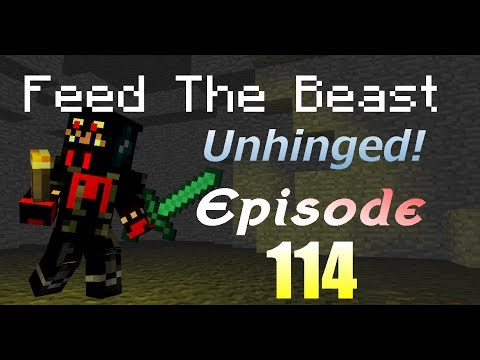 Muleskull Plays FTB Unhinged Ep. 114 - Building The Gas Turbine