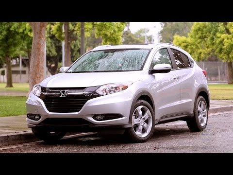 2017 Honda HR-V - Review and Road Test