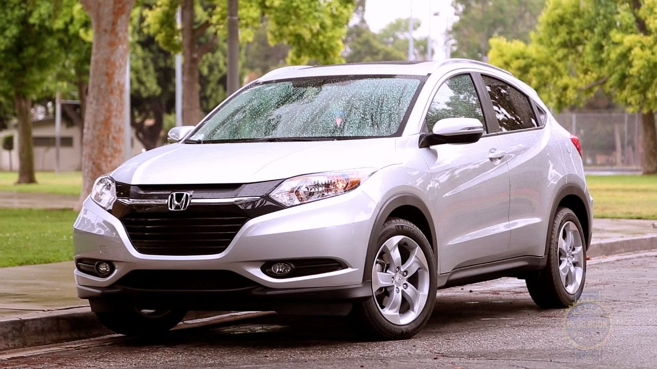 Honda Hrv Avis 2017 Honda Hr V Review And Road Test