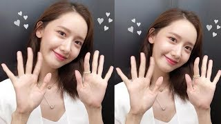 Yoona Massage To fans For New Promotion Good Luck Together