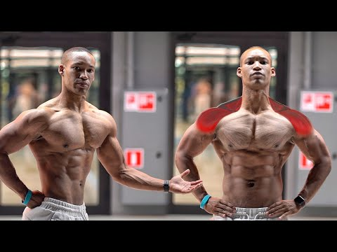 The PERFECT Chest, Shoulders, Triceps Workout | PUSH DAY