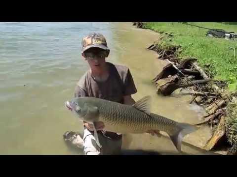 Carp Fishing At Lake Austin: EURO Style