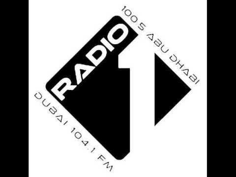 Jon Carter - Imaging Voice of Radio 1 UAE