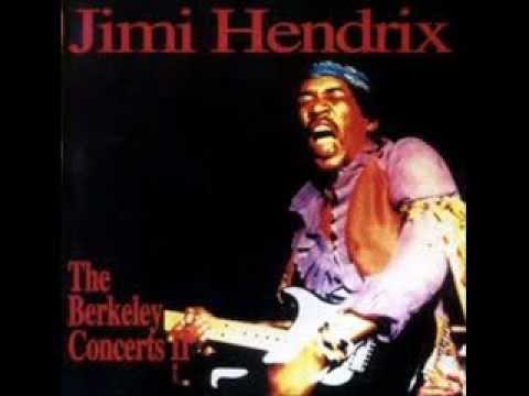Jimi Hendrix/Berkeley,CA 5-30-70 (soundcheck)
